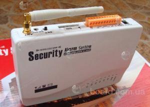 GSM охранная сигнализация GSM012 для дома - профессиональная в Киеве - изображение 1.