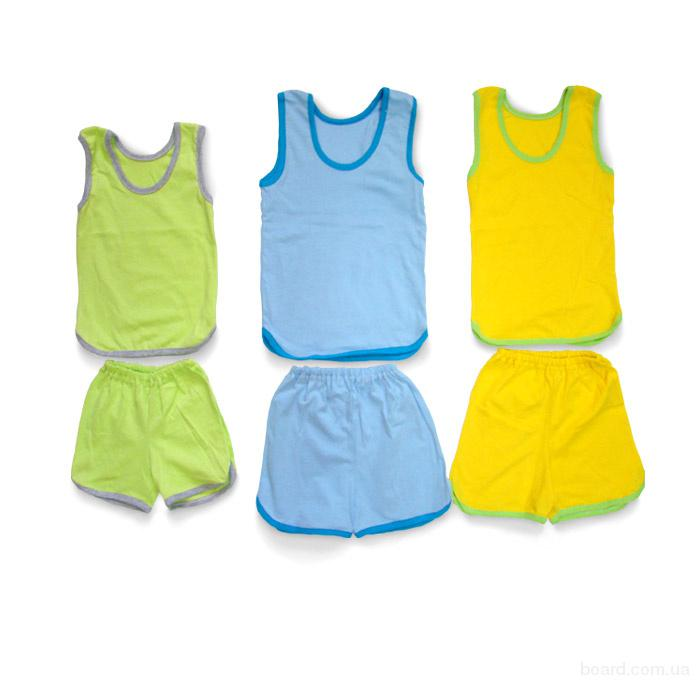 Детская одежда наш трикотаж