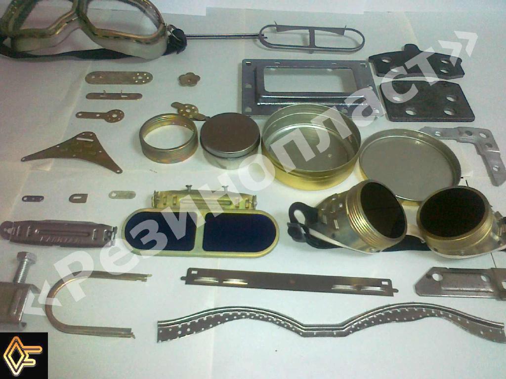 Предоставляем услуги по штамповке и вырубке металла. Изготовление штампов и пресс-форм