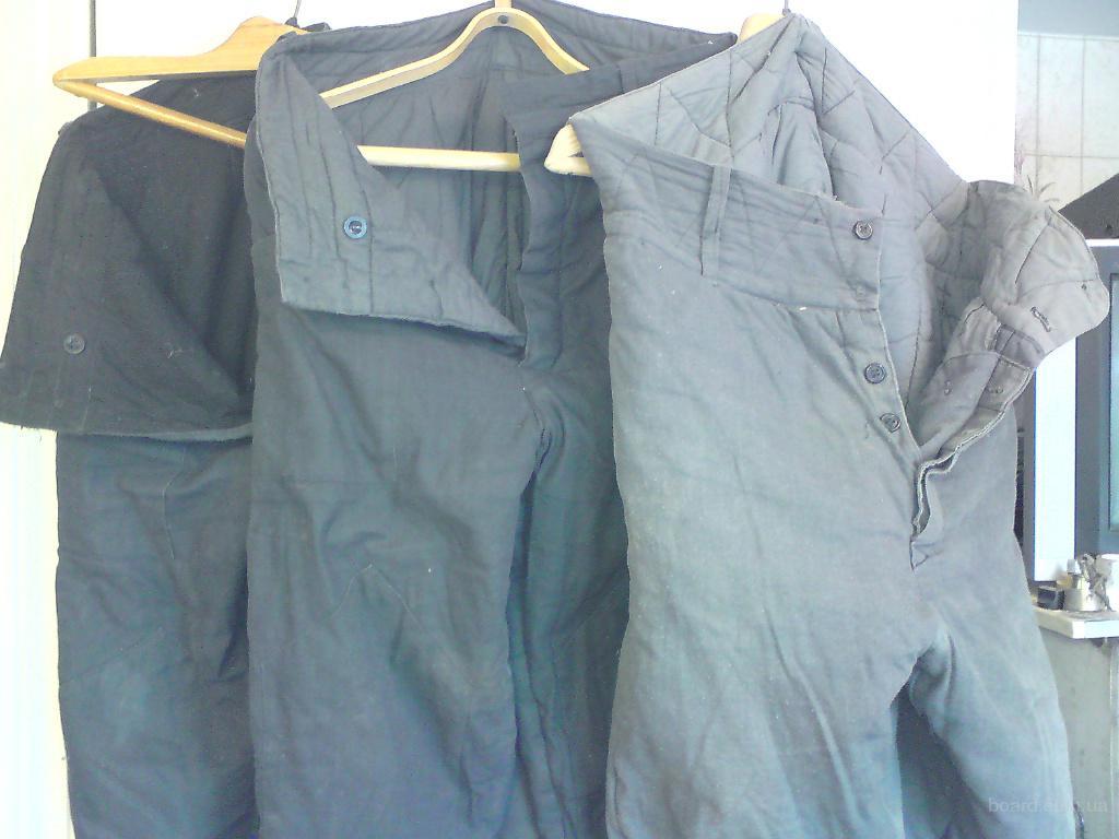 брюки ватные  для  ночлега в палатке  в путешествии на природе.  натуральные 100% хлопок .