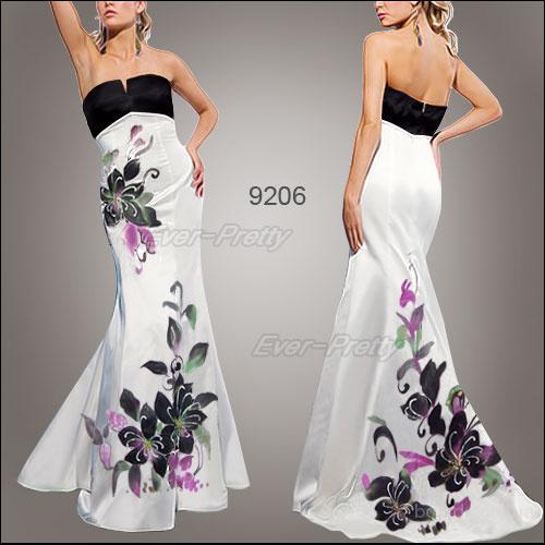 Вечернее, длинное платье