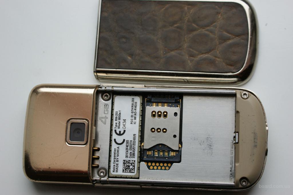 Описание продам nokia 8800 gold arte оригинал