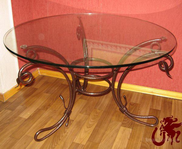 Ножки из металла для круглого стола своими руками - 3dfuse.ru