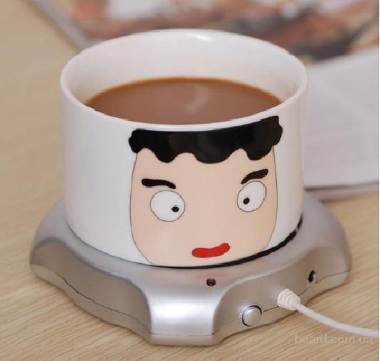 USB-нагреватель для чашки кофе чай