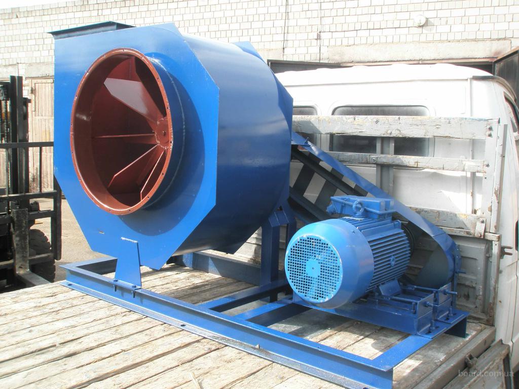 Вентилятор пылевой 2