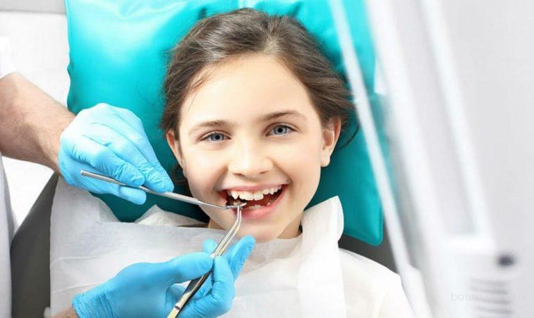 Детская стоматология в Киеве на Оболони