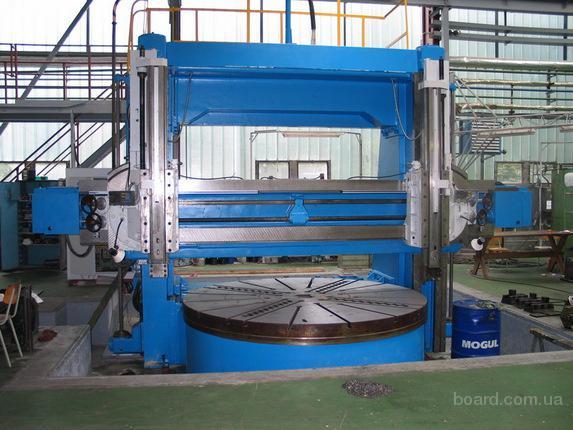1) Станок токарно-карусельный 1516Ф3 (Модернизация 2011, ЧПУ БалтСистем).  Универсальный одностоечный.