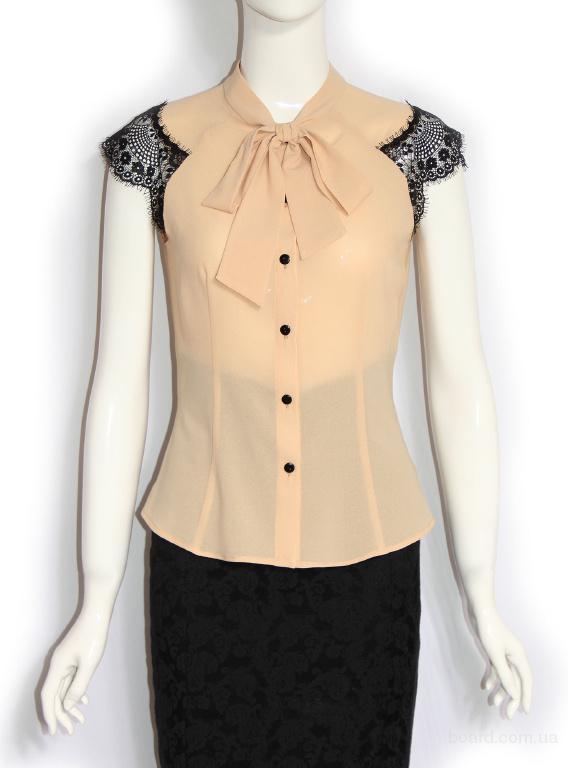 Женские блузки оптом от производителя