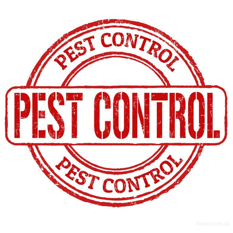 Комплексное уничтожение насекомых.