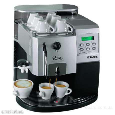 Продам б/у кофемашину Saeco Royal Professional.