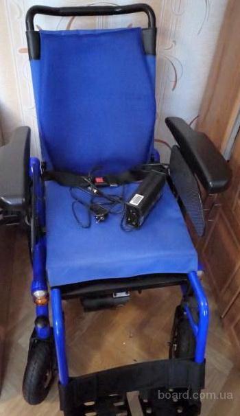 Инвалидная электроколяска из США от фирмы Invacare модель  Pronto M 51