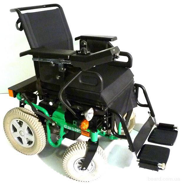 Продам инвалидную электроколяску (Германия) Invacare G23