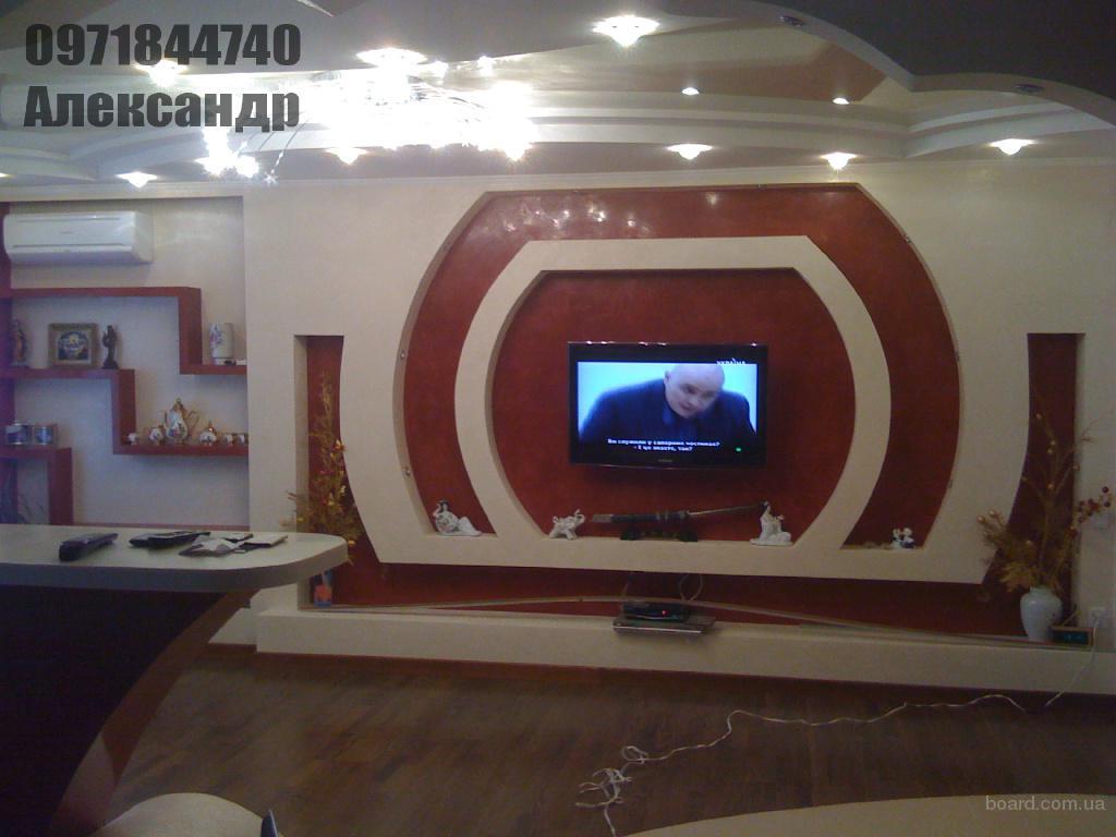 Декоративная отделка стен шпаклевкой фото 1