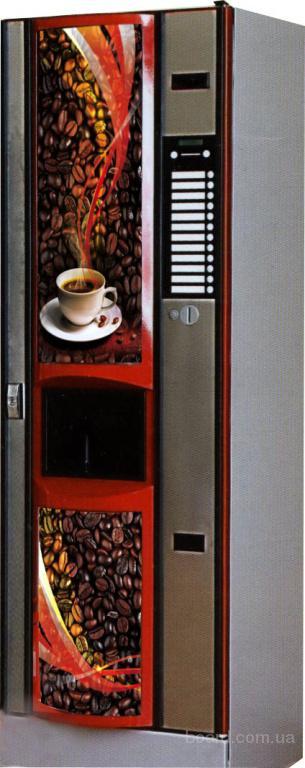 Кофейные автоматы кредит украина