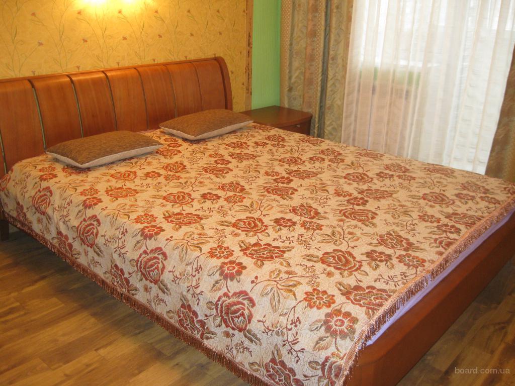 Посуточно двухкомнатная квартира  Харьков