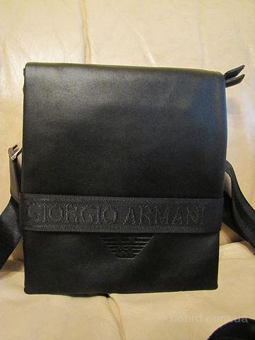 мужские сумки armani. мужские сумки armani фото.