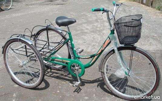 Велосипед трехколесный взрослый своими руками