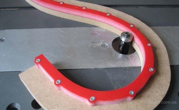 Шаблоны гибкие для изготовления криволинейных деталей/