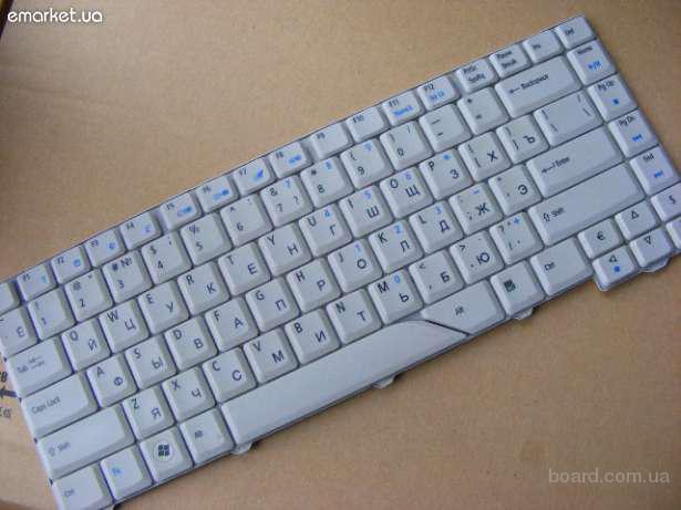 Клавиатура Acer Aspire 5920g 5720 5315 4520 Новая