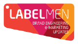 Разработка логотипа и фирменного стиля от компании Labelmen