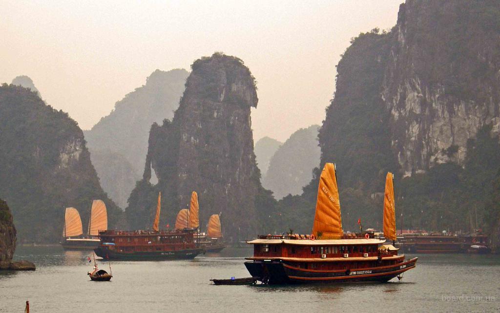 Пляжный отдых во вьетнаме различные