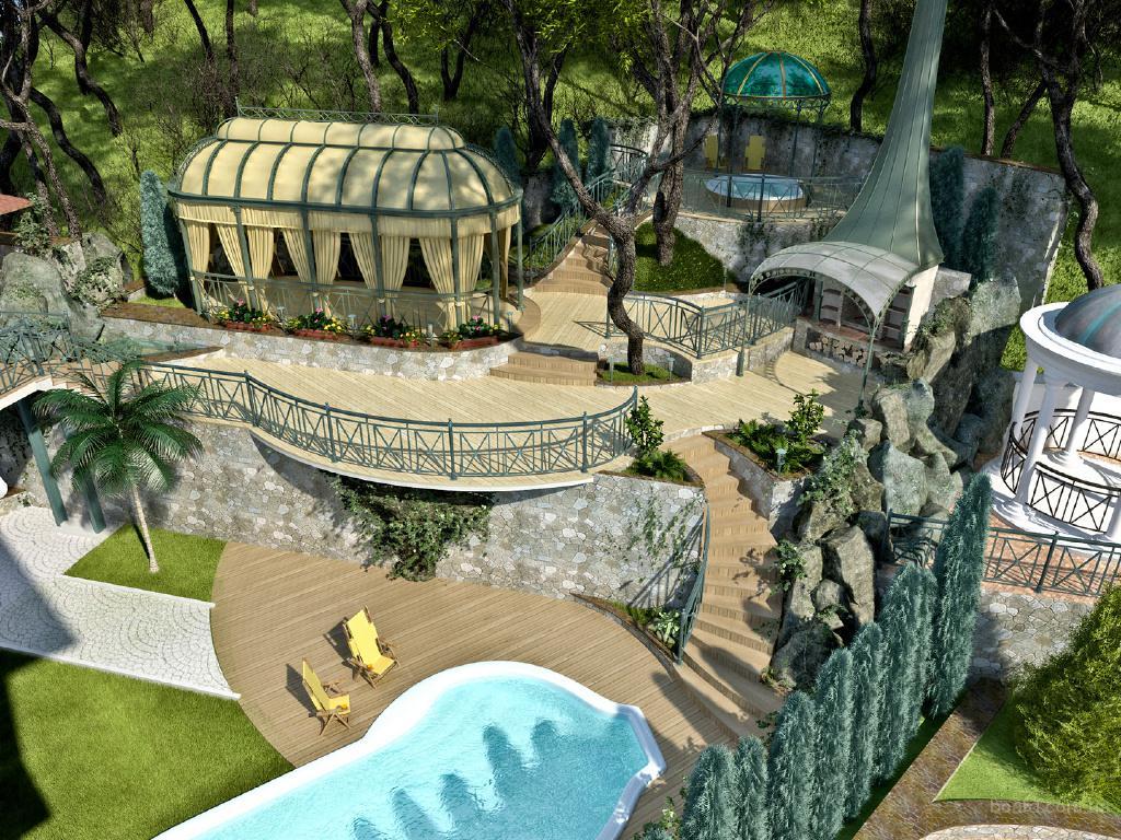 Ландшафтный дизайн от NewGarden