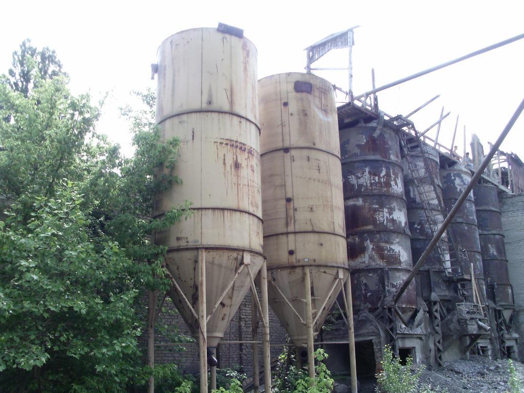силос цементный 40 м.куб.