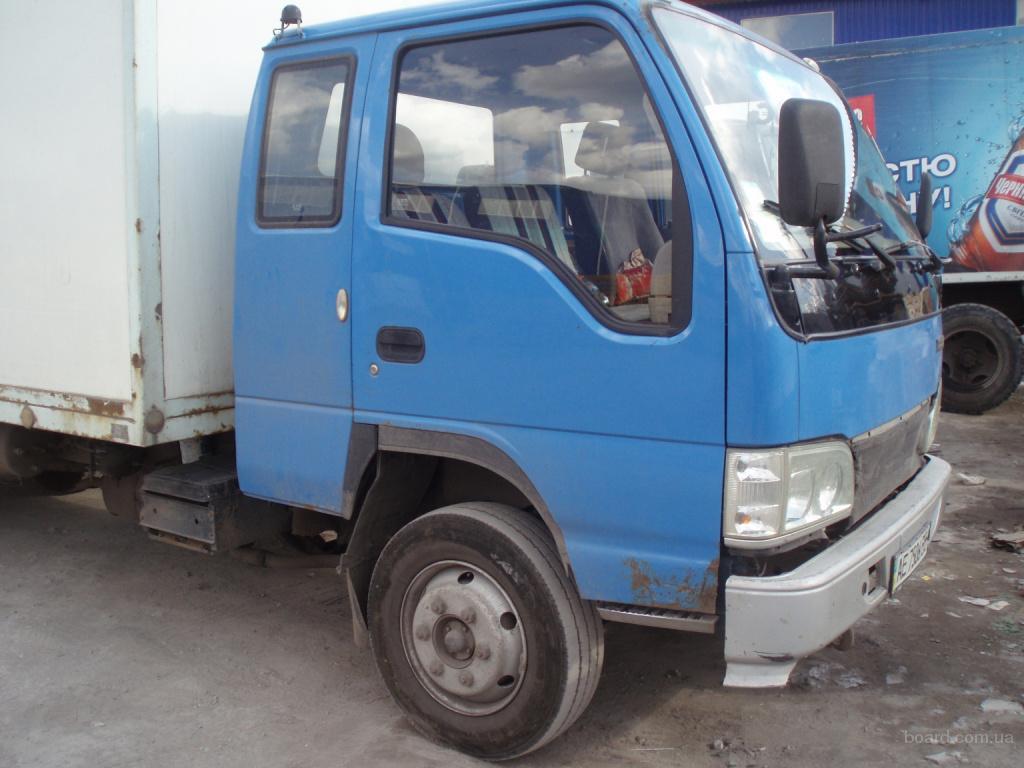 Купить грузовое авто в кредит украина