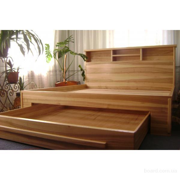 кровать Марко 160х200см.5800гр.сосна