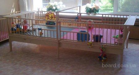 Манеж высокий для Домов ребенка и Детски