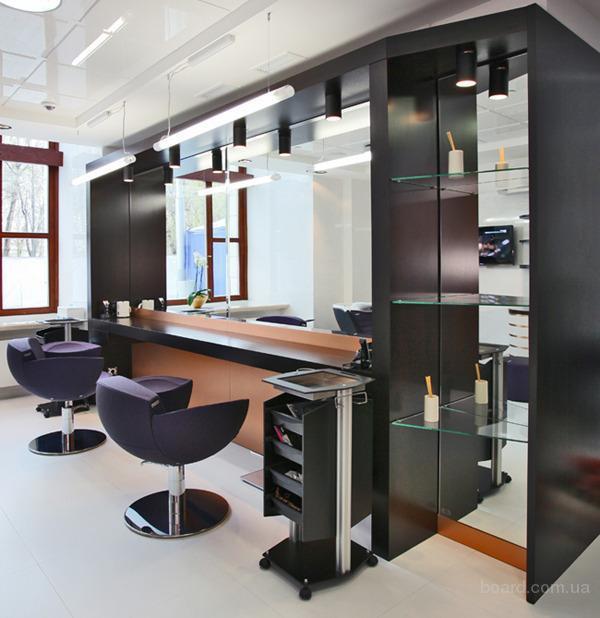 Мебель для парикмахерских на заказ
