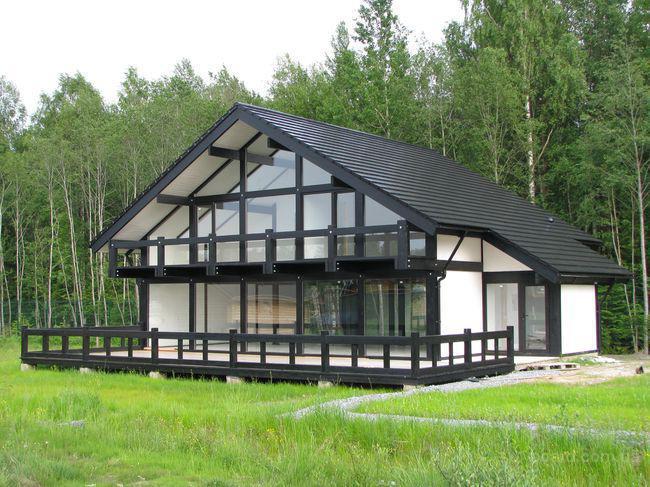 Вибір проектів будинків і котеджів