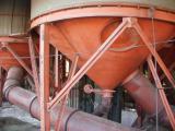 30. Вентилируемые бункера ОБВ-30, -40, -160 для охлаждения и хранения зерна