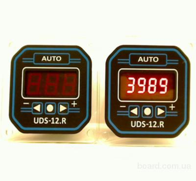 Терморегулятор UDS-12.R ТР995 до +995 градусов с термопарой термореле термостат измерение и регулировка температуры.