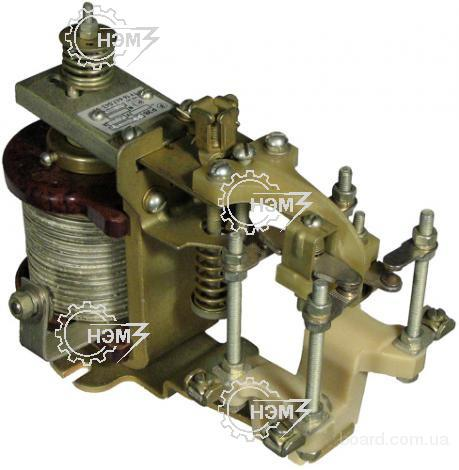 Реле времени РЭВ, реле тока РЭ, реле промежуточное РЭП РПУ, реле крановое РЭО-401, реле контроля фаз