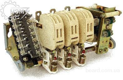 Контактор переменного тока, контактор постоянного тока, контактор вакуумный