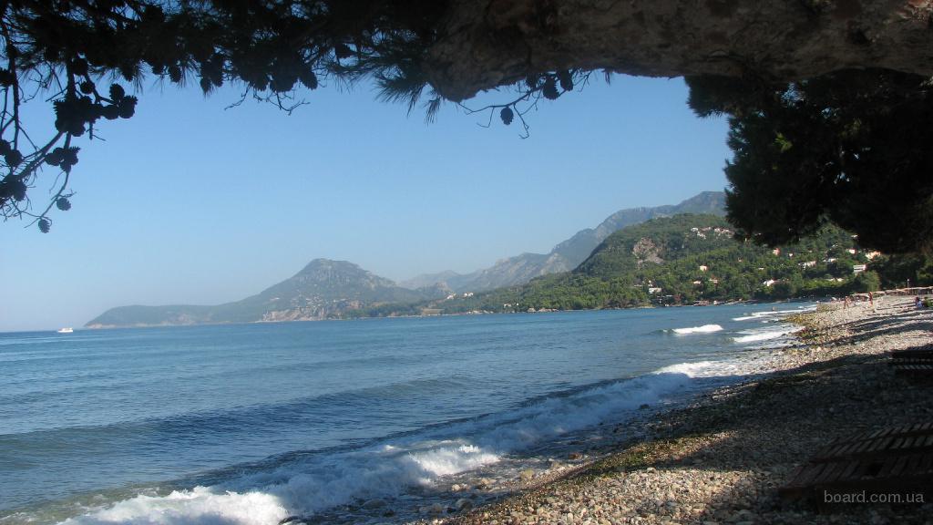 Отдых в черногории предлагаю
