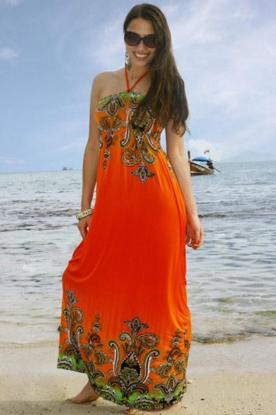 Смотреть летние платья и сарафаны в