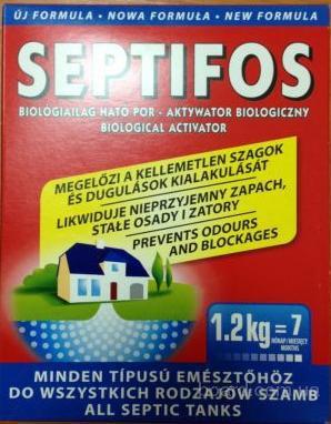 Биопрепарат Септифос 1,2 кг