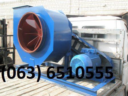 Вентилятор пылевой 3