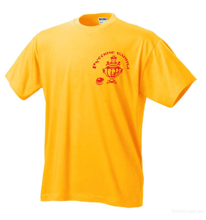 Желтая футболка 4