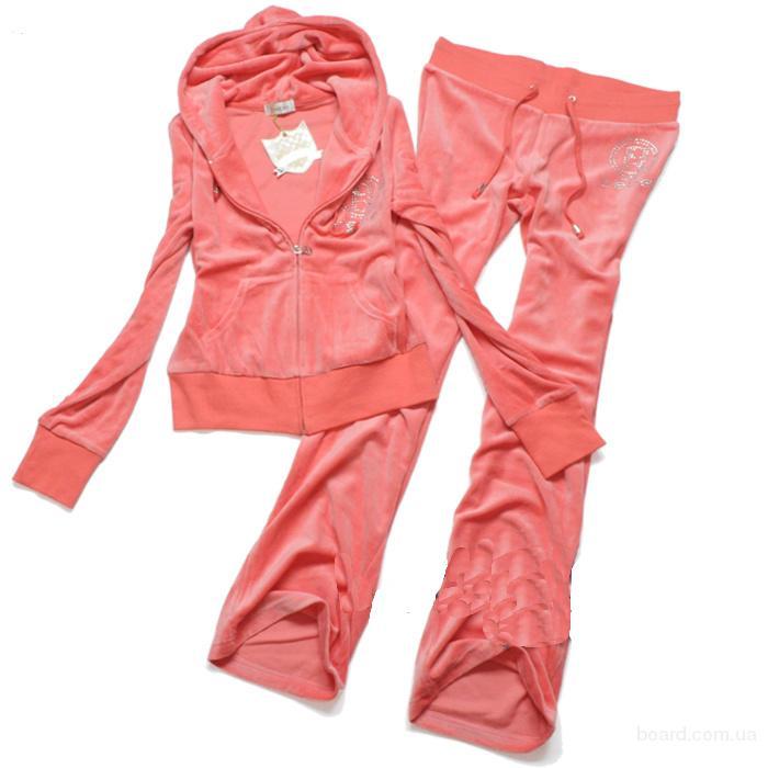 Плюшевый костюм женский