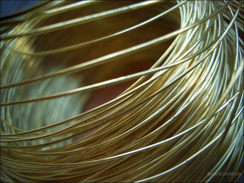 Проволока пружинная д. 1.8 - 4.0 мм