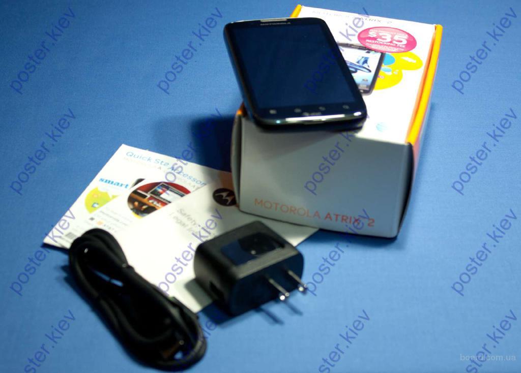Смартфон Motorola Atrix2 Киев