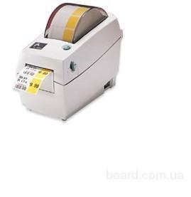 Zebra LP 2824 принтер этикеток, термопринтер штрихкодов (ширина до 60 мм)