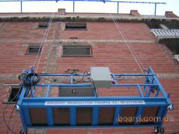 Продажа и сдача в аренду люлек строительных электрических и механических.высота подъема до 150 метров...