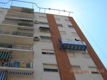 Предоставим Вам в аренду или на продажу, люльки строительные, фасадные вертикально-горизонтального передвижения...