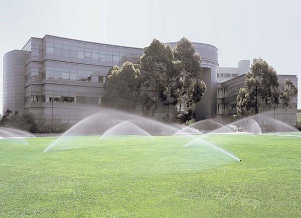 Наши системы автополива могут успешно применяться для полива. спортивных сооружений (футбольных полей) .