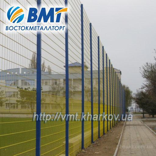 Ограждения   (забор из сетки, секции ограждений, ограждение)