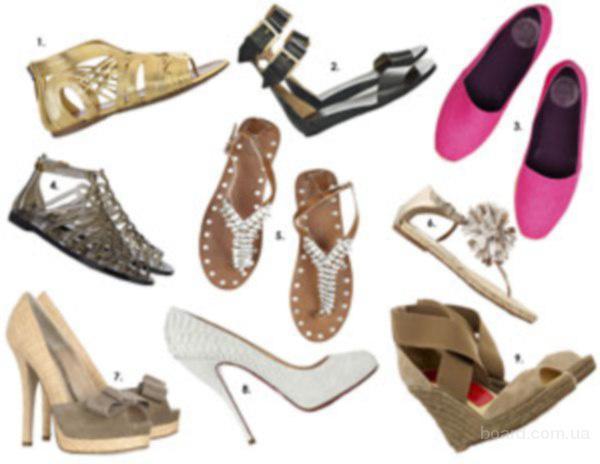 Летняя Обувь Оптом